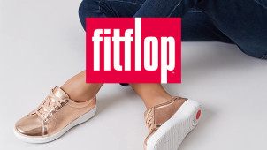 Find 40% Off in the Mid Season Sale at FitFlop