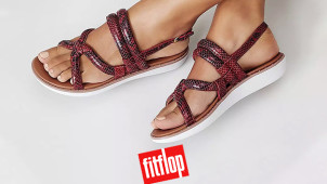 Exclusive 21% Off in the up to 70% Off Sale Orders at FitFlop