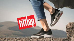 Exclusive 21% Off Orders in the Up to 40% Off Black Friday Event at FitFlop