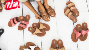 Spring Essentials! 15% Off Full Price Lines at FitFlop