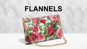 Enjoy 70% Off in the Outlet at Flannels