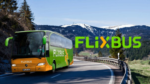 Low Cost Bus Travel from £5 at Flixbus