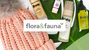 10% Off First Orders with Newsletter Sign-ups at Flora & Fauna