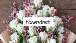 Birthday Bouquets from £20 at Flowers Direct
