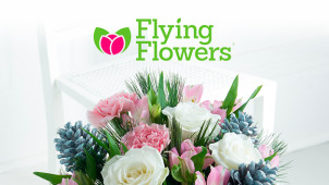 13% Off Orders at Flying Flowers