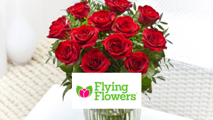 15% Off Orders at Flying Flowers