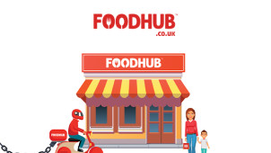 £5 Off First Orders at Foodhub