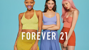 Extra 20% Off Sale Orders Over £21 at Forever 21