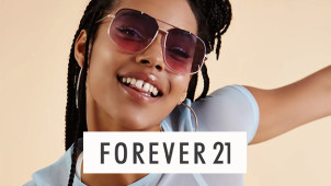 £5 Off Orders with Newsletter Sign Ups at Forever 21