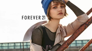 £5 Off Orders Over £21 at Forever 21