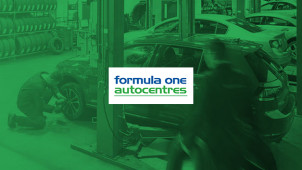 £20 Gift Card with Orders Over £150 at Formula One Autocentres