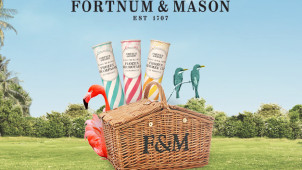 £10 Gift Card with Orders Over £100 at Fortnum & Mason