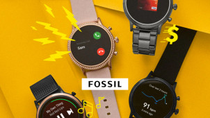 15% Off First Orders with Newsletter Sign-ups at Fossil