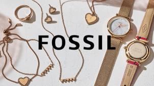 Fêtons le Printemps: Jusqu'à 50% de remise sur une sélection Fossil