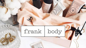 10% Off First Orders with Newsletter Sign-ups at Frank Body