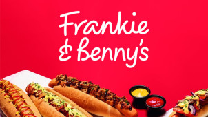 30% Off Mains at Frankie & Benny's