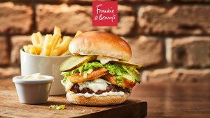 40% Off Mains at Frankie & Benny's