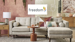 Up to 30% Off Bedroom Sale at Freedom