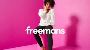 Save 20% Off Orders Over at Freemans