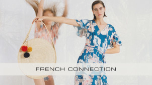 Free Delivery on Orders Over £50 at French Connection
