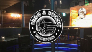 2 for 1 Admission at Frog and Bucket Comedy Club
