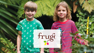 Up to 70% Off Baby, Toddler, Kids and Maternity Clothes at Frugi