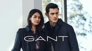 10% Off First Orders Plus Free Delivery with Membership at GANT