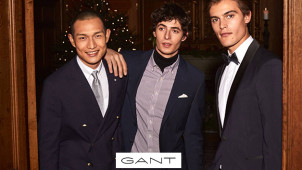 £10 Gift Card with Orders Over £80 at GANT