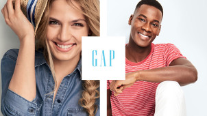 40% Off Full Price Orders Plus Free Delivery with Newsletter Sign Ups at GAP