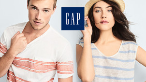 20% Off First Orders with Newsletter Sign-ups at GAP