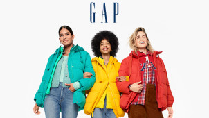 Up to 50% Off 1000s of Styles at GAP