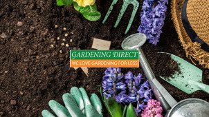 £10 Gift Card with Orders Over £60 at Gardening Direct