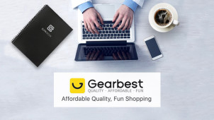 Spare 5% auf ALLES ab 10€ MBW von GearBest