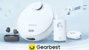 Bespaar 15% korting op Consumenten Electronica bij Gearbest