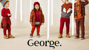Up to 50% Off Fashion, Home and Electricals in the Seasonal Sale at George