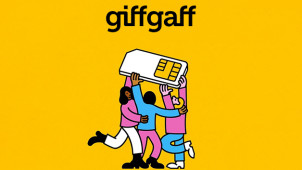 2G Data SIM-Only Plan for £8 at giffgaff