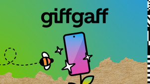 £30 Gift Card with Handset Orders in the Spring Sale at GiffGaff