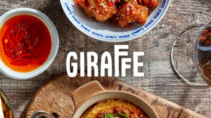 Breakfast & Regular Hot Drink from £5.95 at Giraffe