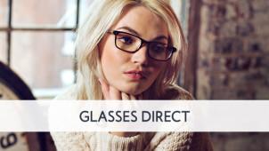 50% Off Frames Over £49 at Glasses Direct