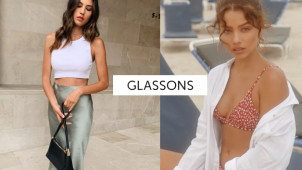 Save 15% Off with Newsletter at Glassons