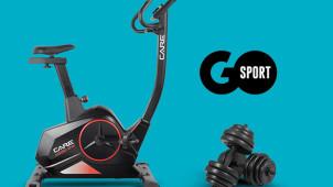 Jusqu'à -60% sur de nombreux produits chez Go Sport