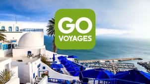 Jusqu'à -30% sur les offres Go Voyages