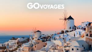 Vol + Hôtel jusqu'à -40% de réduction sur Go Voyages