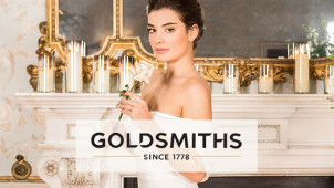 12% Off Full Price Orders at Goldsmiths