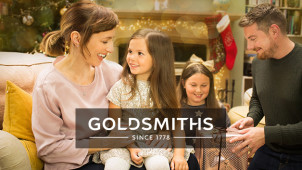 15% Off Full Price Gift Shop Orders at Goldsmiths