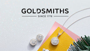 20% Off Full Price Orders at Goldsmiths