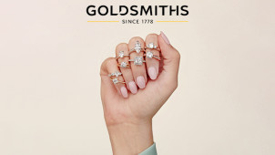 20% Off Wedding Ring Orders at Goldsmiths