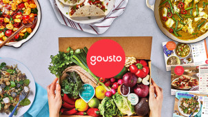 50% Off First Box Orders Plus 30% Off First Month of Box Orders at Gousto