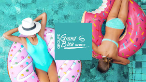 -5% de réduction sur toutes les résidences chez Grand Bleu Vacances