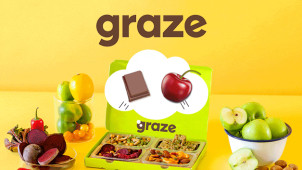 First Box Free and 50% Off Second Box at Graze